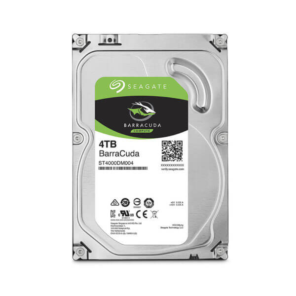 Disco Seagate Barracuda 4 TB