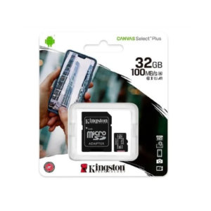 Memoria Micro Sd Kingston R4 32gb Clase 10