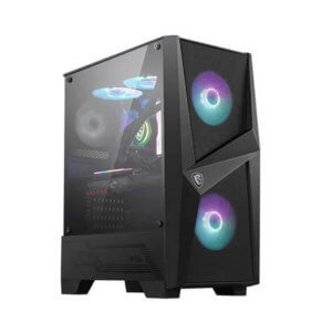 Case MSI Modelo Forge 100r Gamer Servidor PC ATC RGB